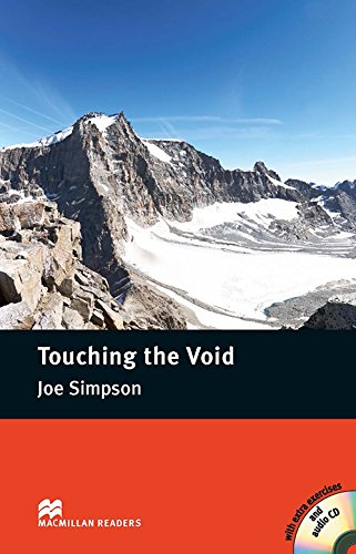 9780230533523: Touching the Void - Book and Audio CD Pack - Intermediate (Macmillan Reader)