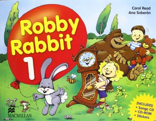 9780230533554: ROBBY RABBIT 1 ALUM