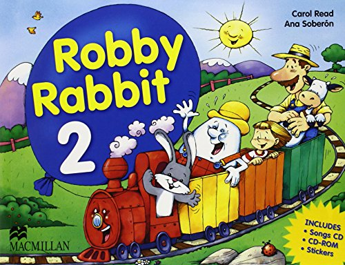 9780230533561: ROBBY RABBIT 2 Pb Pack