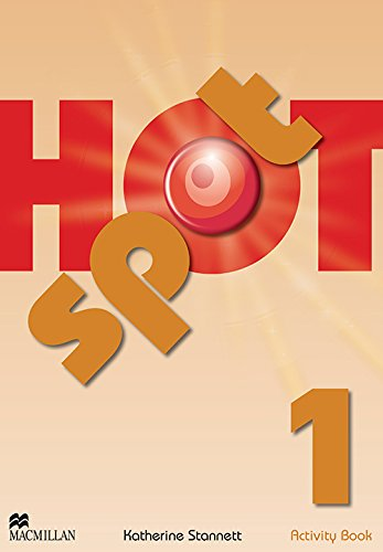 9780230533714: HOT SPOT 1 Act: Activity Book