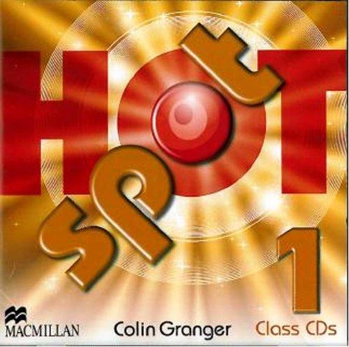9780230533738: Hot Spot 1 Class CD x2