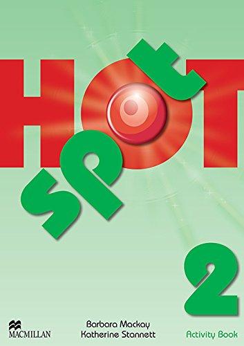 9780230533752: Hot Spot 2: Activity Book