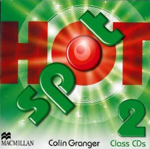 9780230533776: Hot Spot 2: Class CD