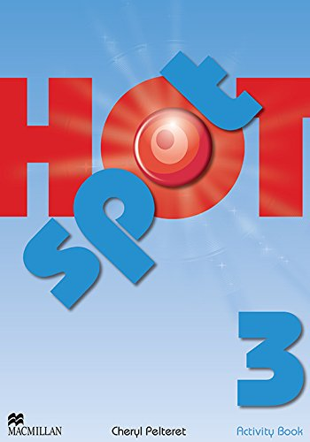 9780230533790: Hot spot. Activity book. Per la Scuola media: 3