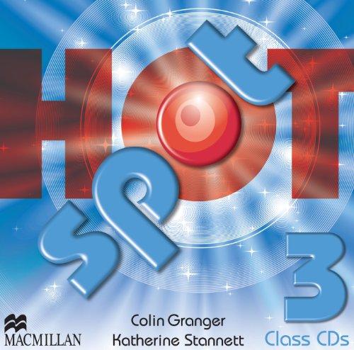 9780230533813: Hot Spot 3: Class CD