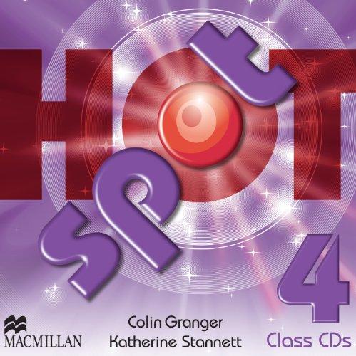 9780230533851: Hot Spot 4: Class CD