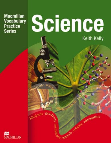 9780230535022: Vocabulary Practice Book: Science without key
