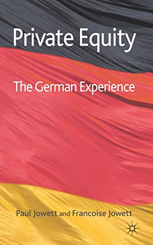 9780230537767: Private Equity: The German Experience