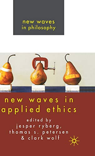 9780230537835: New Waves in Applied Ethics (New Waves in Philosophy)
