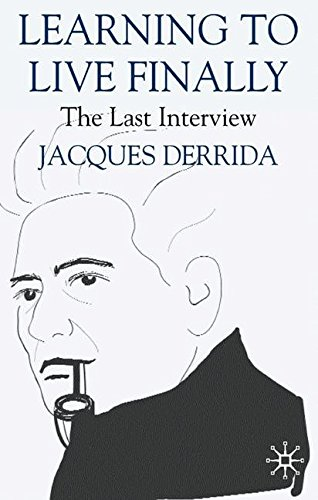 9780230537859: The Last Interview: Learning to Live Finally