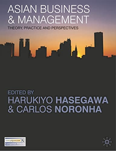 9780230545069: Asian Business and Management: Theory, Practice and Perspectives