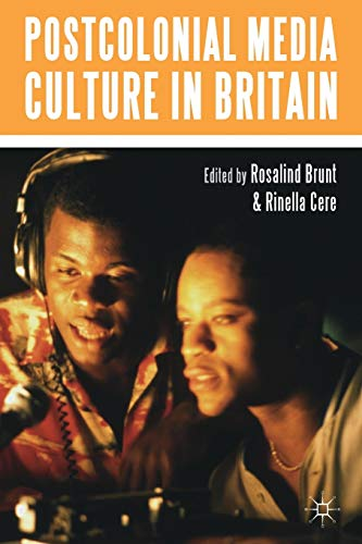 9780230545311: Postcolonial Media Culture in Britain