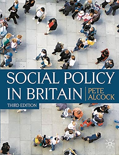 9780230551589: Social Policy in Britain