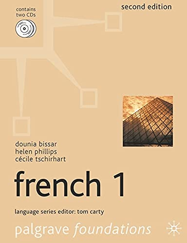 9780230553040: Foundations French 1 (Palgrave Foundation Series Languages)
