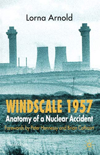9780230573178: Windscale 1957: Anatomy of a Nuclear Accident
