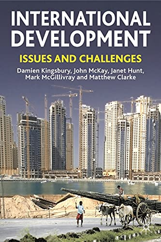 9780230573420: International Development: Issues and Challenges