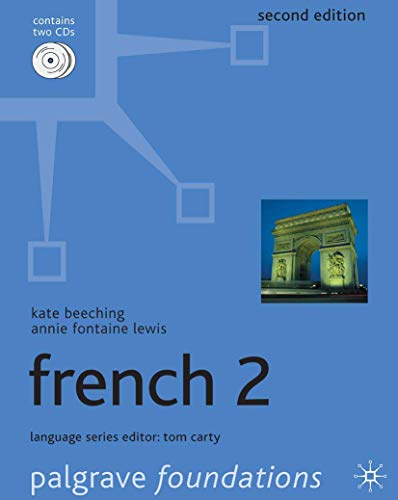 9780230574076: Foundations French 2 (Palgrave Foundations Languages)
