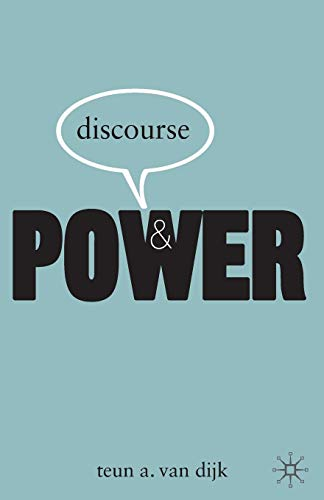 9780230574090: Discourse and Power