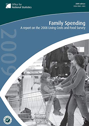 9780230575509: Family Spending 2009 (Family Spending: Report on XXXX Family Expenditure Survey)
