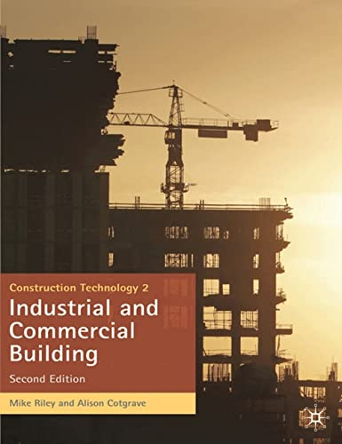 9780230575714: Construction Technology 2: Industrial and Commercial Building