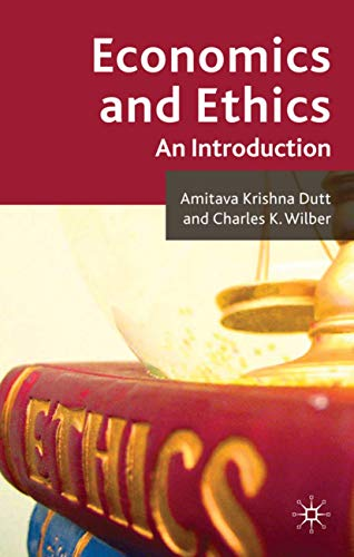 9780230575950: Economics and Ethics: An Introduction