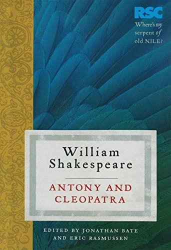 9780230576186: Antony and Cleopatra (The RSC Shakespeare)
