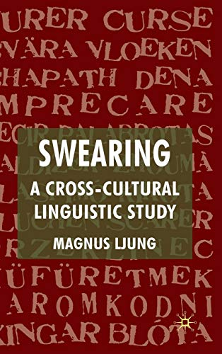 9780230576315: Swearing: A Cross-Cultural Linguistic Study