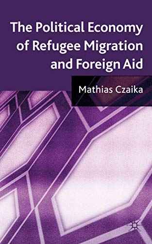 9780230576889: The Political Economy of Refugee Migration and Foreign Aid