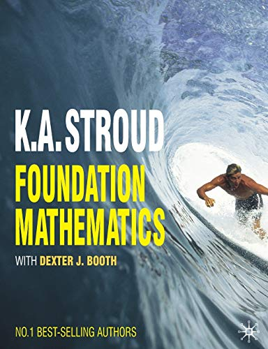 9780230579071: Foundation Mathematics