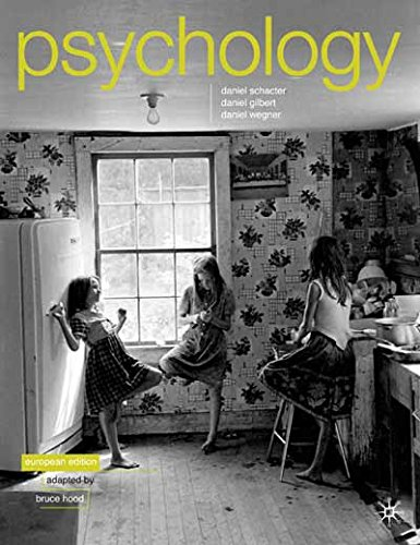 9780230579835: Psychology: European Edition