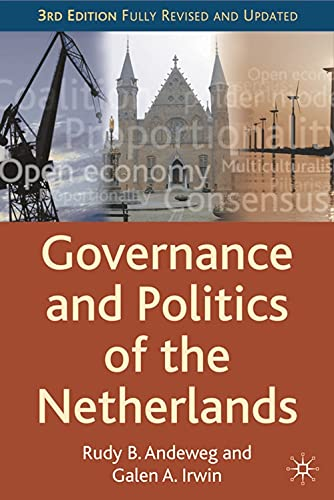9780230580442: Governance and Politics of the Netherlands (Comparative Government and Politics)