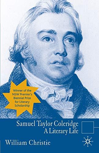 9780230580961: Samuel Taylor Coleridge: A Literary Life (Literary Lives)