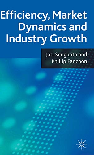 9780230581913: Efficiency, Market Dynamics and Industry Growth