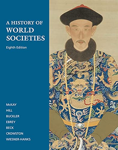 9780230584679: A History of World Societies