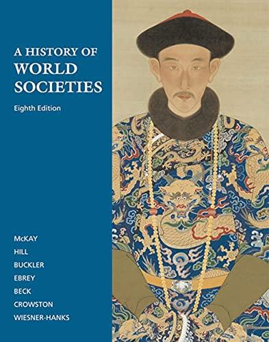 9780230584679: A History of World Societies