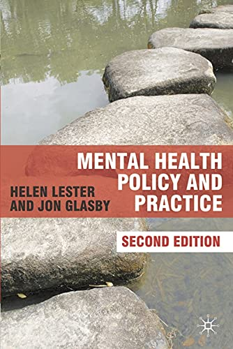 9780230584754: Mental Health Policy and Practice