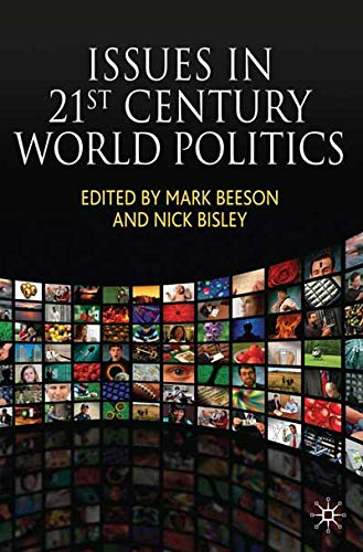 9780230594517: Issues in 21st Century World Politics
