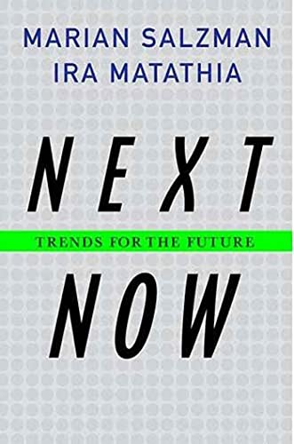 9780230600010: Next Now: Trends for the Future
