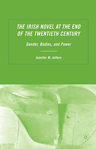 9780230602380: The Irish Novel at the End of the Twentieth Century: Gender, Bodies, and Power