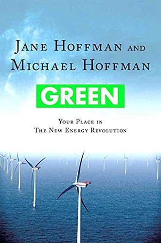 9780230605442: Green: Your Place in the New Energy Revolution