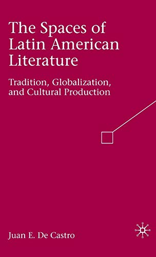 9780230606258: The Spaces of Latin American Literature: Tradition, Globalization, and Cultural Production