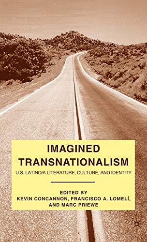 9780230606326: Imagined Transnationalism: U.S. Latino/a Literature, Culture, and Identity