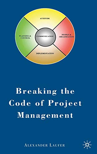 9780230608030: Breaking the Code of Project Management