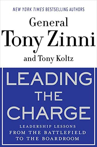9780230612655: Leading the Charge: Leadership Lessons from the Battlefield to the Boardroom
