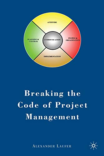 9780230613515: Breaking the Code of Project Management