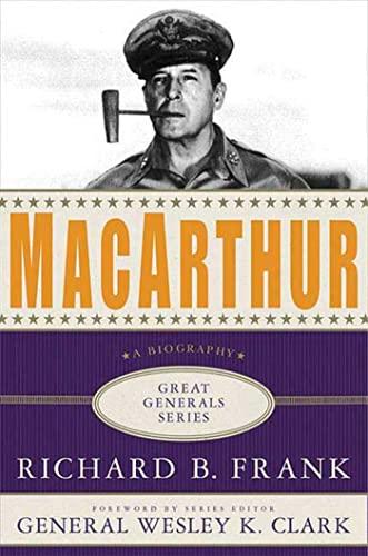 9780230613973: MacArthur: A Biography (Great Generals)