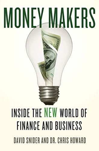 9780230614017: Money Makers: Inside the New World of Finance and Business