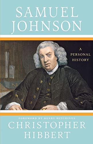 Samuel Johnson: Christopher Hibbert