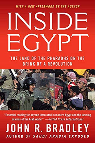 9780230614376: Inside Egypt: The Land of the Pharaohs on the Brink of a Revolution