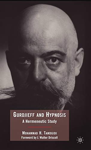 9780230615076: Gurdjieff and Hypnosis: A Hermeneutic Study